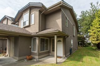 "Photo 1: 18 12880 RAILWAY Avenue in Richmond: Steveston South Townhouse for sale in ""River Shores"" : MLS®# R2394796"