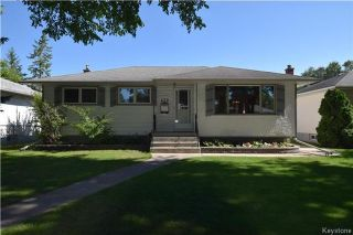 Photo 1: 473 Roberta Avenue in Winnipeg: East Kildonan Residential for sale (3D)  : MLS®# 1720937