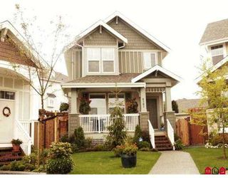 """Photo 1: 6181 151ST Street in Surrey: Sullivan Station House for sale in """"Olivers Lane"""" : MLS®# F2724749"""