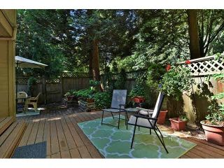 """Photo 18: 102 9154 SATURNA Drive in Burnaby: Simon Fraser Hills Townhouse for sale in """"MOUNTAIN WOOD"""" (Burnaby North)  : MLS®# V1141156"""