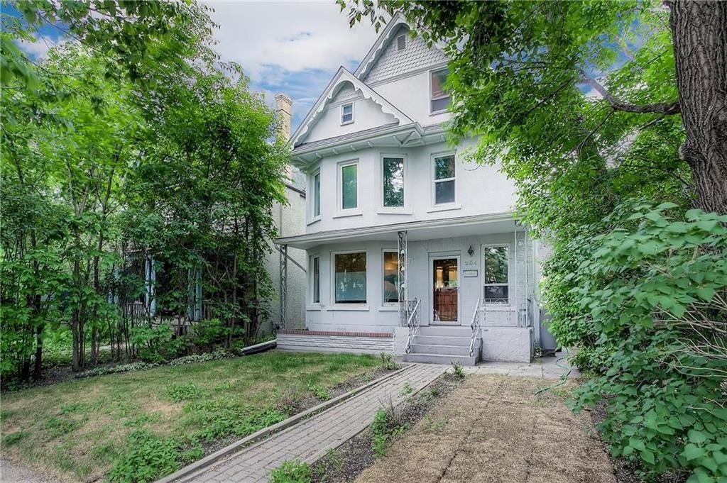 Main Photo: 255 Nassau Street North in Winnipeg: Single Family Detached for sale (1B)  : MLS®# 202012661