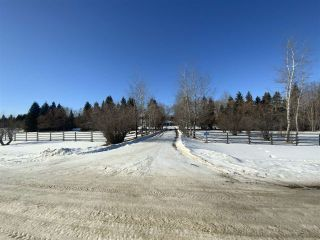 Photo 37: 16 240074 TWP RD 471: Rural Wetaskiwin County House for sale : MLS®# E4229607