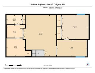 Photo 34: 59 New Brighton Link SE in Calgary: New Brighton Detached for sale : MLS®# A1086384