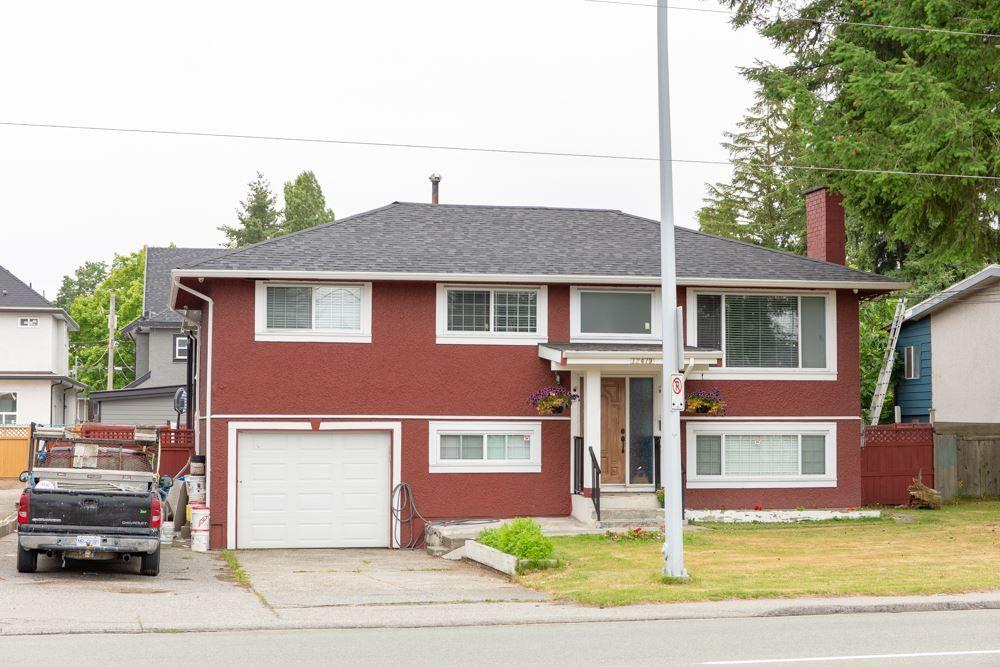 Main Photo: 12479 96 Avenue in Surrey: Cedar Hills House for sale (North Surrey)  : MLS®# R2386422