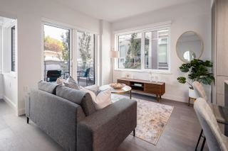 """Photo 1: 204 4932 CAMBIE Street in Vancouver: Fairview VW Condo for sale in """"PRIMROSE BY TRANSCA"""" (Vancouver West)  : MLS®# R2621383"""