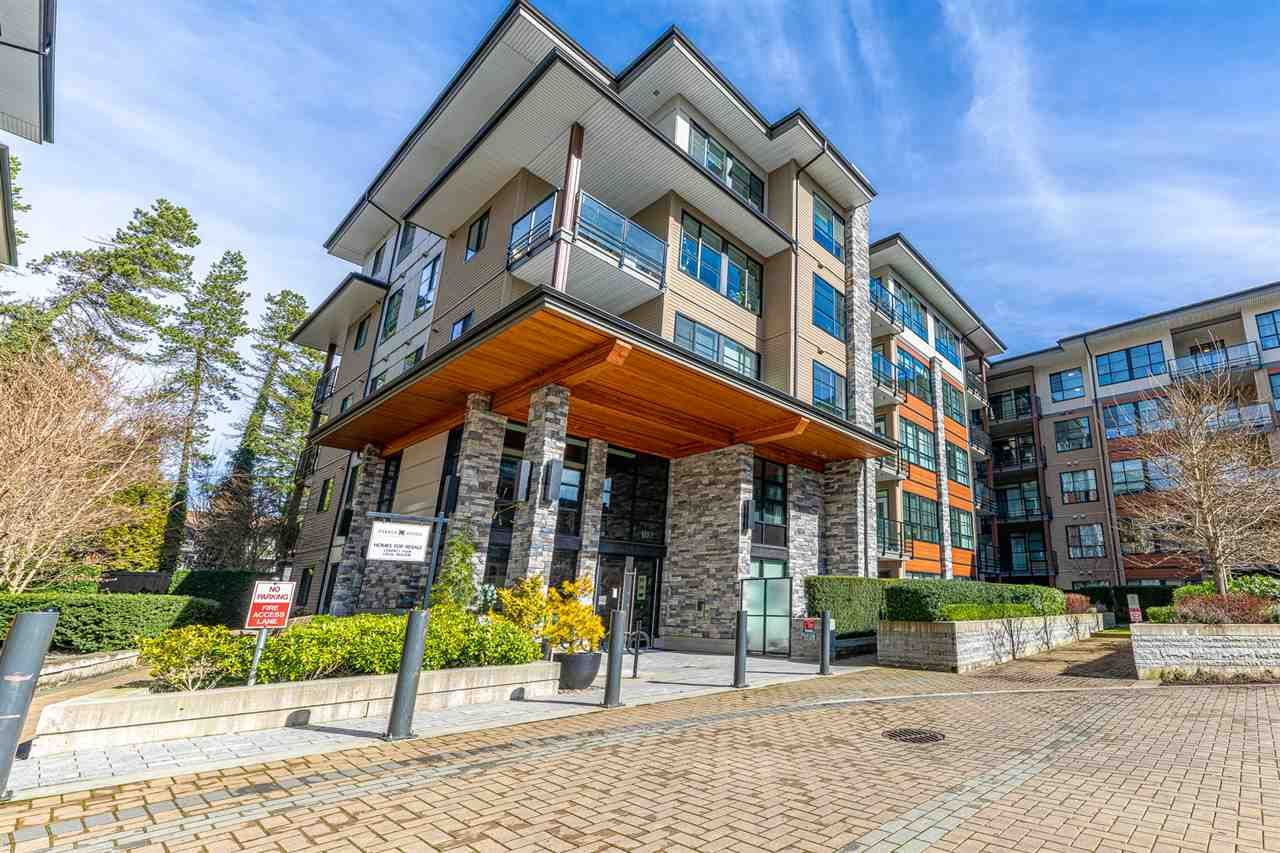 "Main Photo: 408 1152 WINDSOR Mews in Coquitlam: New Horizons Condo for sale in ""Parker House"" : MLS®# R2548263"