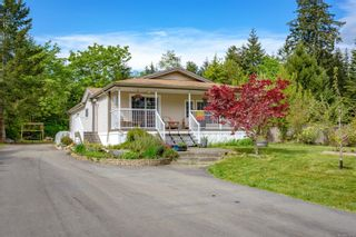 Photo 1: 6619 Mystery Beach Rd in : CV Union Bay/Fanny Bay Manufactured Home for sale (Comox Valley)  : MLS®# 875210