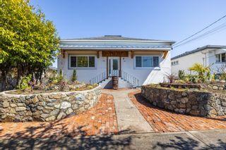 Photo 1: 2581 & 2583 Vancouver St in Victoria: Vi Hillside Full Duplex for sale : MLS®# 886669