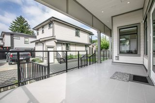 Photo 32: 721 HENDERSON Avenue in Coquitlam: Coquitlam West House for sale : MLS®# R2544109