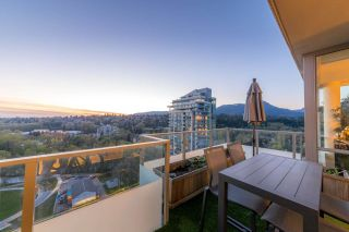 """Photo 12: PH2504 1550 FERN Street in North Vancouver: Lynnmour Condo for sale in """"Beacon at Seylynn Village"""" : MLS®# R2569044"""