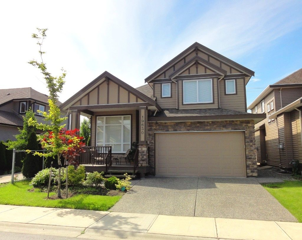 Main Photo: 19630 72A Avenue in Langley: Willoughby Heights House for sale : MLS®# F1224592