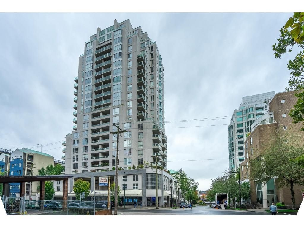 """Main Photo: 1110 1500 HOWE Street in Vancouver: Yaletown Condo for sale in """"DISCOVERY"""" (Vancouver West)  : MLS®# R2624044"""