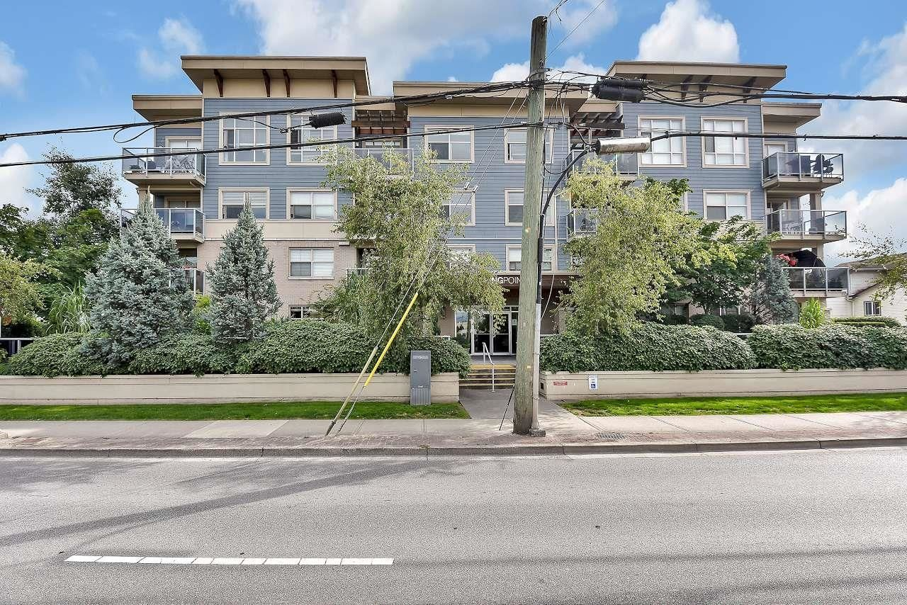 """Main Photo: 312 19936 56 Avenue in Langley: Langley City Condo for sale in """"Bearing Ponte"""" : MLS®# R2615876"""