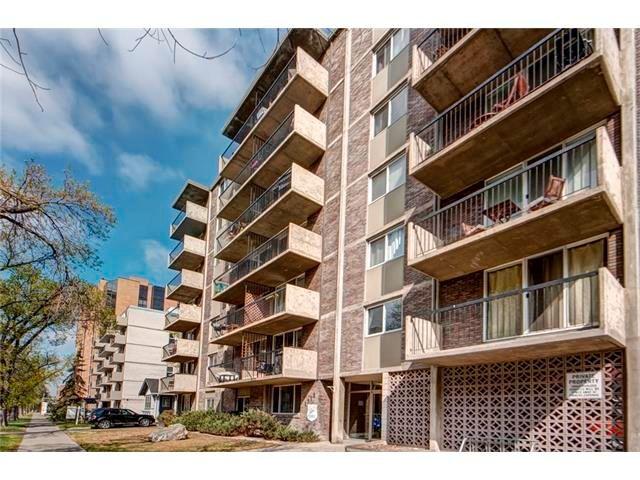Main Photo: 203 1312 13 Avenue SW in Calgary: Beltline Condo for sale : MLS®# C4061407