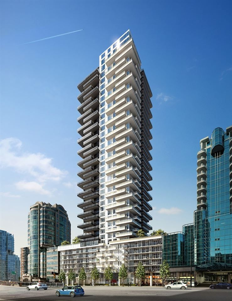 """Main Photo: 3701 1335 HOWE Street in Vancouver: Downtown VW Condo for sale in """"1335 HOWE"""" (Vancouver West)  : MLS®# R2496817"""