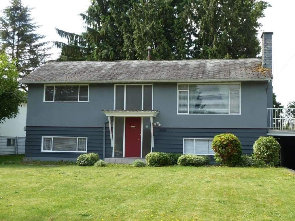Main Photo: 7438 CHUTTER Street in Burnaby: Government Road House for sale (Burnaby North)  : MLS®# R2576745
