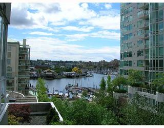 """Photo 6: 603 1500 HOWE Street in Vancouver: False Creek North Condo for sale in """"DISCOVERY"""" (Vancouver West)  : MLS®# V653046"""