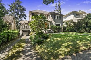 Photo 2: 4123 Cypress Street in Vancouver: Shaughnessy House for sale (Vancouver West)  : MLS®# R2485122