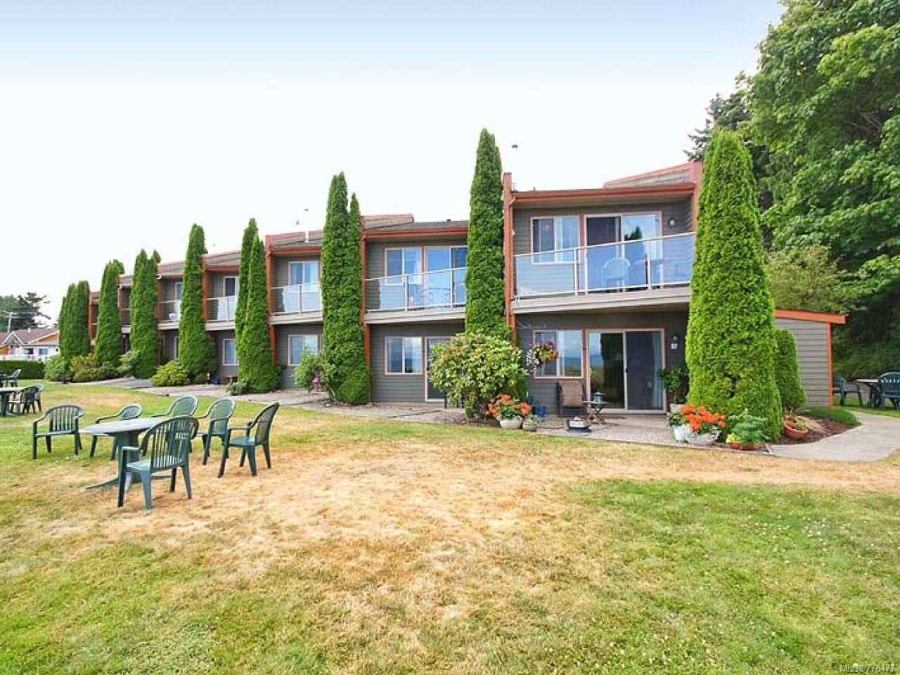 Main Photo: 210 3295 W ISLAND W Highway in QUALICUM BEACH: PQ Qualicum Beach Row/Townhouse for sale (Parksville/Qualicum)  : MLS®# 776477