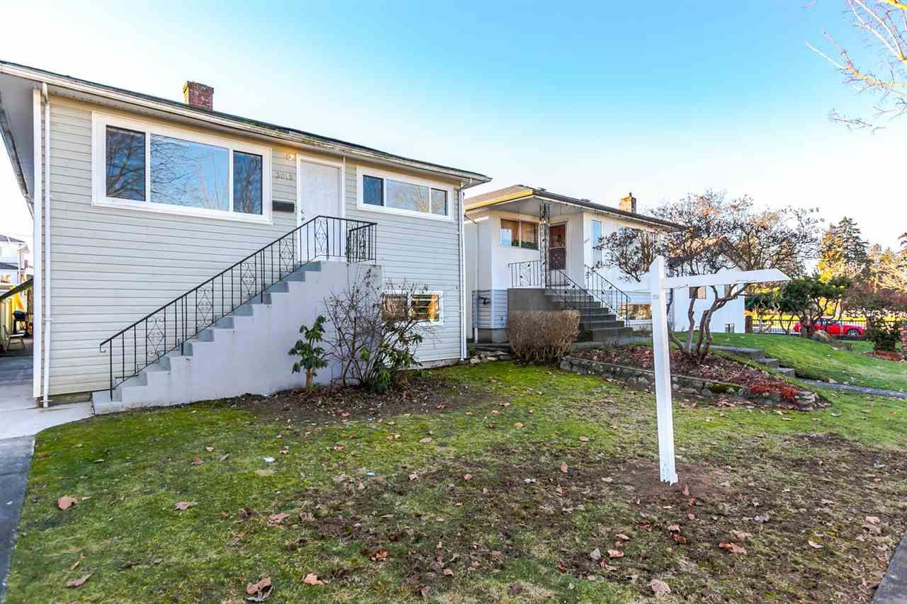 Main Photo: 3018 E 19TH Avenue in Vancouver: Renfrew Heights House for sale (Vancouver East)  : MLS®# R2136609