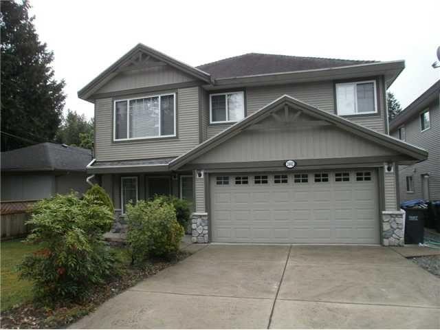 Main Photo: 2402 KITCHENER AV in Port Coquitlam: Woodland Acres PQ House for sale : MLS®# V1126516