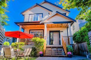Photo 1: 629 E 13TH Avenue in Vancouver: Mount Pleasant VE 1/2 Duplex for sale (Vancouver East)  : MLS®# R2488207