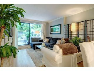 "Photo 1: # 107 1770 W 12TH AV in Vancouver: Fairview VW Condo for sale in ""GRANVILLE WEST"" (Vancouver West)  : MLS®# V1029051"