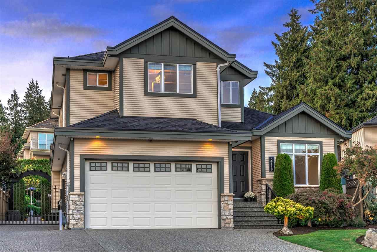 """Main Photo: 5716 169A Street in Surrey: Cloverdale BC House for sale in """"Richardson Ridge"""" (Cloverdale)  : MLS®# R2243658"""