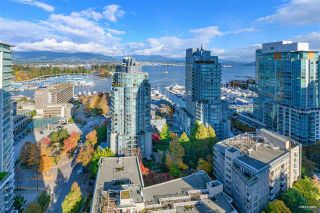 """Photo 19: 2001 620 CARDERO Street in Vancouver: Coal Harbour Condo for sale in """"Cardero"""" (Vancouver West)  : MLS®# R2563409"""