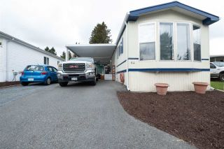 Photo 2: 64 7790 KING GEORGE Boulevard in Surrey: King George Corridor Manufactured Home for sale (South Surrey White Rock)  : MLS®# R2558135