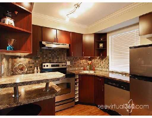 """Main Photo: 201 8451 WESTMINSTER Highway in Richmond: Brighouse Condo for sale in """"Arboretum"""" : MLS®# V667220"""