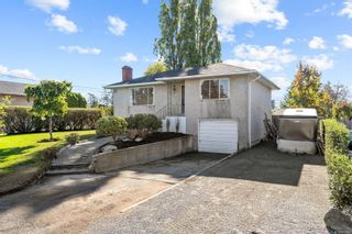 Photo 1: 595 Tait St in : SW Marigold House for sale (Saanich West)  : MLS®# 856577