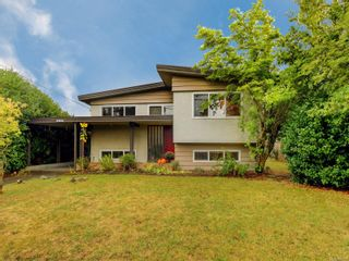 Photo 1: 3909 Ansell Rd in : SE Mt Tolmie House for sale (Saanich East)  : MLS®# 856714