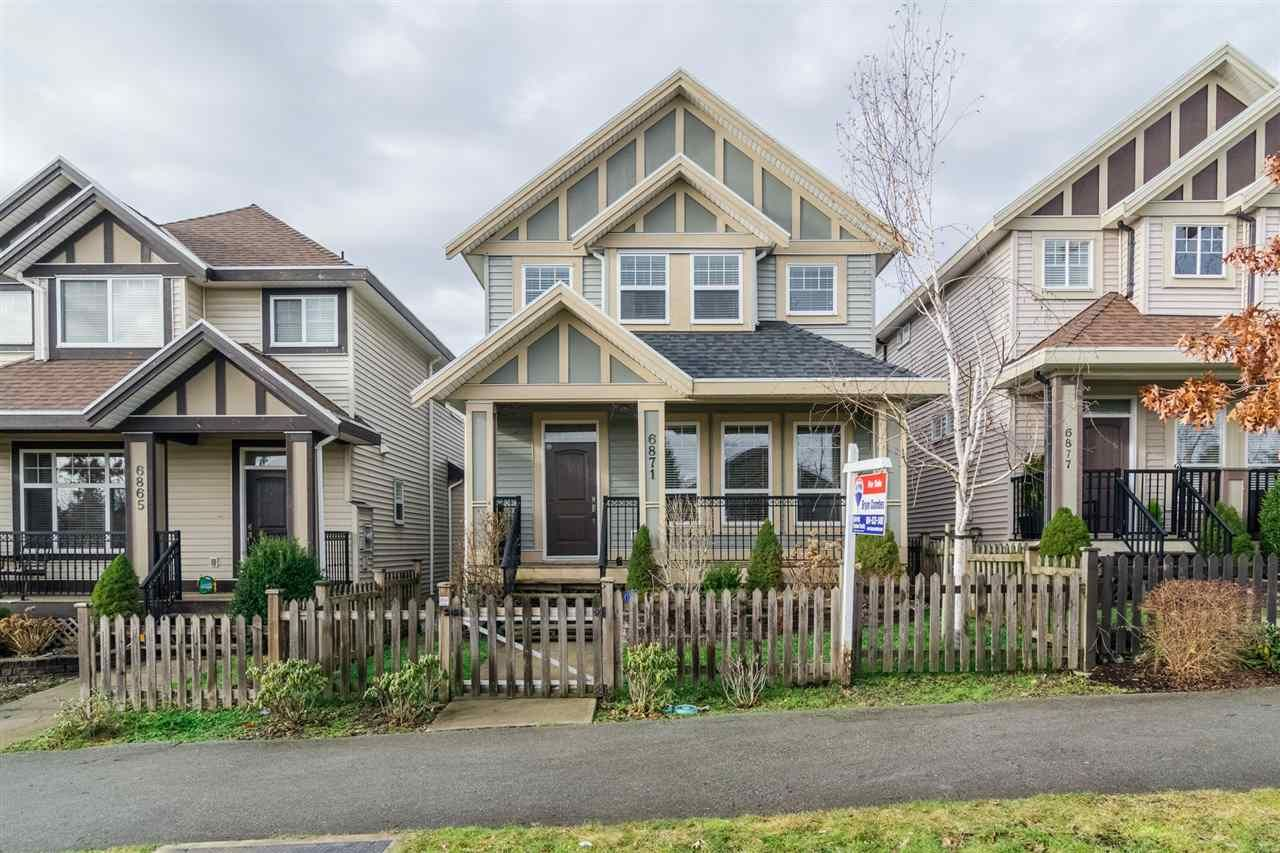 Main Photo: 6871 196 STREET in Surrey: Clayton House for sale (Cloverdale)  : MLS®# R2132782