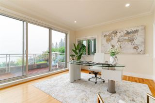 Photo 19: 1339 CAMRIDGE Road in West Vancouver: Chartwell House for sale : MLS®# R2531867
