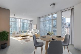 "Photo 3: 801 198 AQUARIUS Mews in Vancouver: Yaletown Condo for sale in ""Aquarius II."" (Vancouver West)  : MLS®# R2575531"