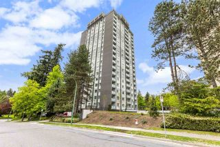 """Photo 1: 806 9541 ERICKSON Drive in Burnaby: Sullivan Heights Condo for sale in """"ERICKSON TOWER"""" (Burnaby North)  : MLS®# R2578877"""