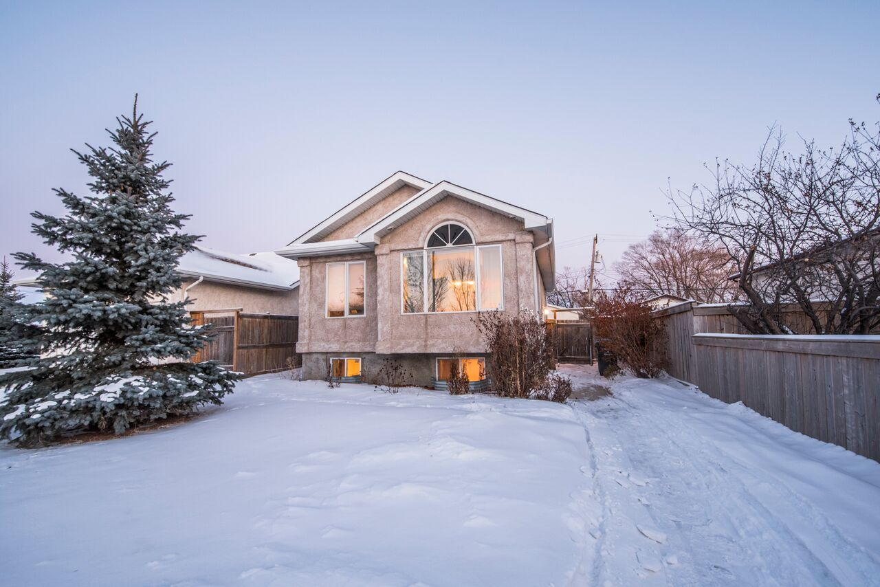 Main Photo: 523 Gagnon Street in Winnipeg: Westwood Single Family Detached for sale (5G)  : MLS®# 1800389
