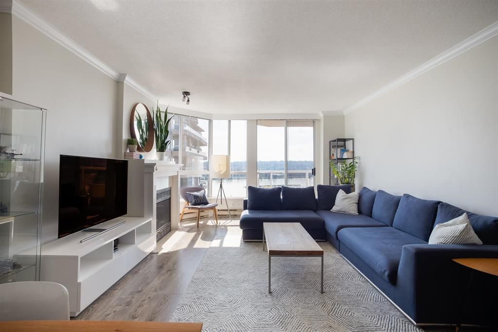 Main Photo: 1805 1245 QUAYSIDE Drive in New Westminster: Quay Condo for sale : MLS®# R2615757