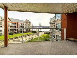 "Photo 14: 309 1230 QUAYSIDE Drive in New Westminster: Quay Condo for sale in ""TIFFANY SHORES"" : MLS®# V1118946"