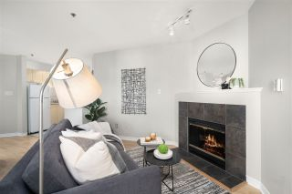 """Photo 2: 310 2025 STEPHENS Street in Vancouver: Kitsilano Condo for sale in """"STEPHENS COURT"""" (Vancouver West)  : MLS®# R2567263"""