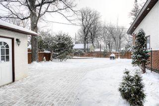 Photo 29: 150 Carpathia Road in Winnipeg: Single Family Detached for sale (1C)  : MLS®# 202100366