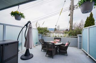 """Photo 30: 317 3423 E HASTINGS Street in Vancouver: Hastings Sunrise Townhouse for sale in """"ZOEY"""" (Vancouver East)  : MLS®# R2553088"""