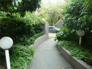 Photo 5: 305 1705 NELSON Street in Vancouver: West End VW Condo for sale (Vancouver West)  : MLS®# V844811
