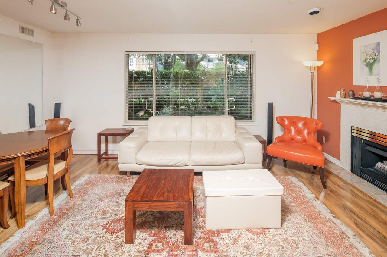 Photo 4: Photos: 109 628 W 13TH AVENUE in Vancouver: Fairview VW Condo for sale (Vancouver West)  : MLS®# R2205140
