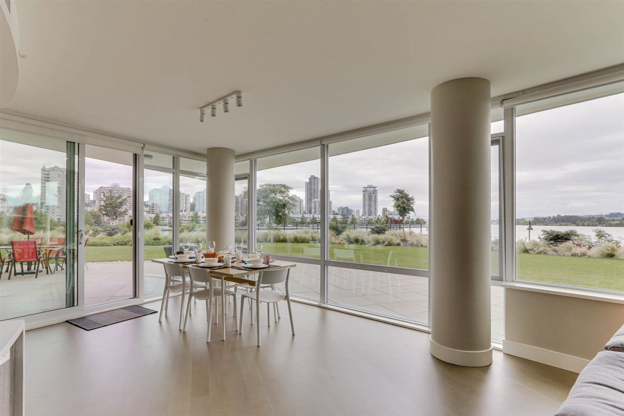 """Main Photo: 205 210 SALTER Street in New Westminster: Queensborough Condo for sale in """"THE PENINSULA"""" : MLS®# R2537031"""