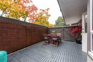 """Photo 14: 106 555 W 14TH Avenue in Vancouver: Fairview VW Condo for sale in """"CAMBRIDGE PLACE"""" (Vancouver West)  : MLS®# R2216351"""