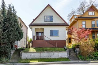 Photo 1: 50 E 12TH Avenue in Vancouver: Mount Pleasant VE House for sale (Vancouver East)  : MLS®# R2576408