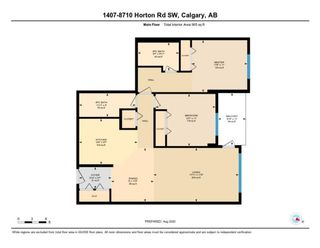 Photo 29: 1417 8710 HORTON Road SW in Calgary: Haysboro Apartment for sale : MLS®# A1091415