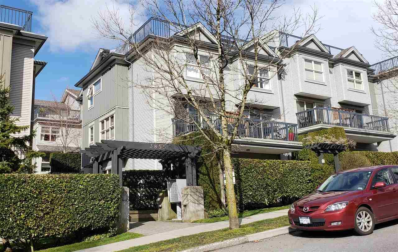 Main Photo: 25 3855 PENDER STREET in Burnaby: Vancouver Heights Townhouse for sale (Burnaby North)  : MLS®# R2450896